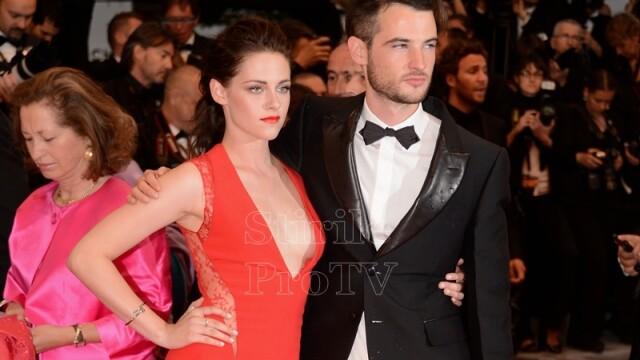 Cea mai discreta prezenta de la Hollywood si-a aratat sanii pe covorul rosu de la Cannes. FOTO - Imaginea 2