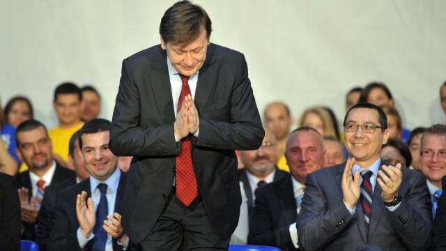 Crin Antonescu presedinte interimar. Ce poate face si ce nu in aceasta functie