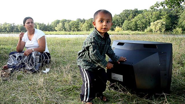 Milioane de romi traiesc in Europa \