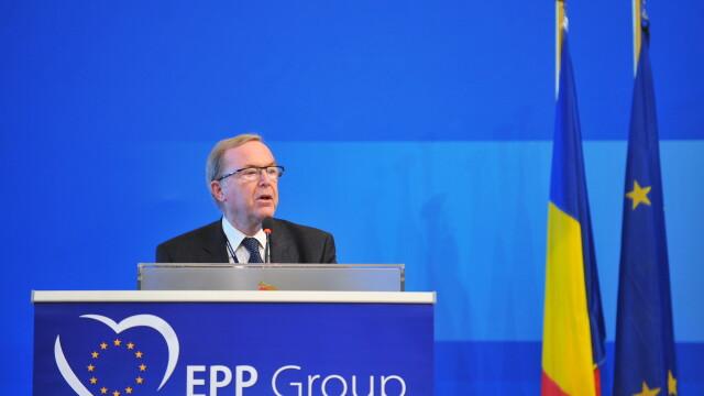Liderul PPE: Constitutia Romaniei e clara - doar presedintele reprezinta tara la Consiliul European