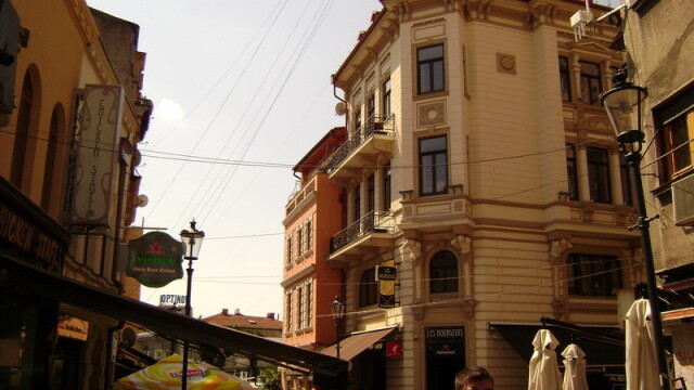Bucuresti, centrul vechi, cladiri istorice - 1