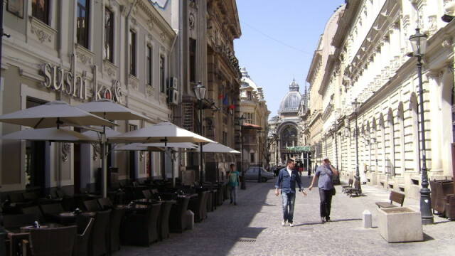 Bucuresti, centrul vechi, cladiri istorice - 3