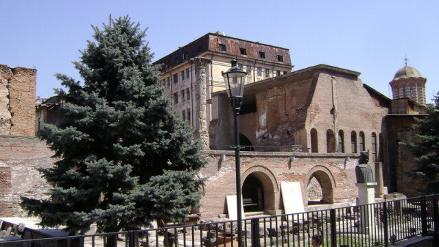 Bucuresti, centrul vechi, cladiri istorice - 6