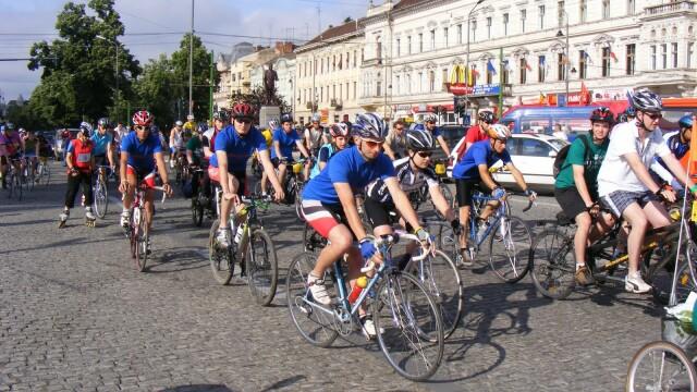 Cupa Aradului la Ciclism