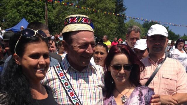 Traian Basescu la