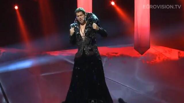 EUROVISION 2013 FINALA. Poza postata de CEZAR OUATU pe Facebook, dupa ce a aflat ca merge in finala - Imaginea 3