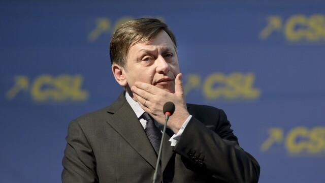 Antonescu: Nu vrem ca USL sa esueze precum CDR sau alianta dintre PDL si PSD