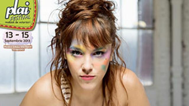 ZAZ, cantareata franceza care a cucerit Europa, va canta la Timisoara in cadrul Festivalului Plai