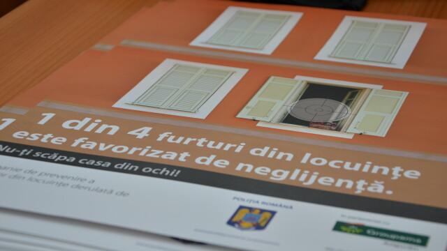 campanie anti furt locuinte