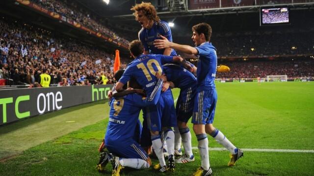 Finala Europa League: Benfica - Chelsea 1-2. Ivanovic a inscris golul victoriei in ultimul minut
