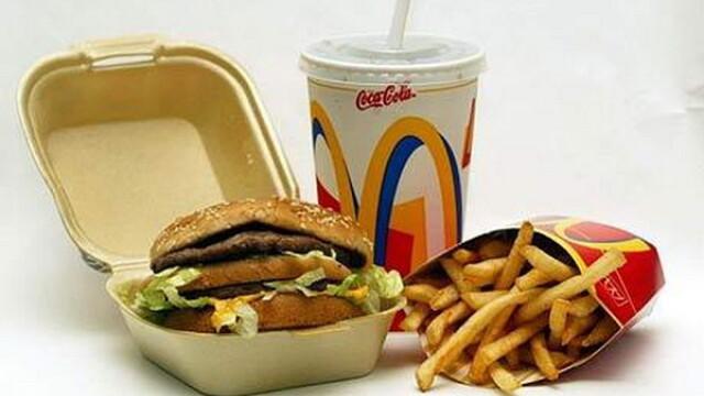 meniu McDonald's