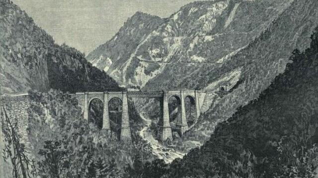 cale ferata Oravita-Anina