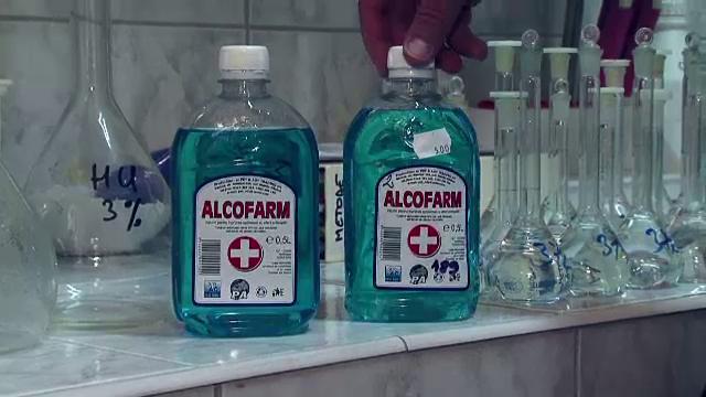 Solutia antiseptica Alcofarm a mai facut o victima. O gravida din Neamt a murit dupa ce a baut-o