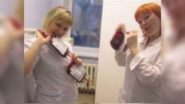 Asistente sexy Rusia