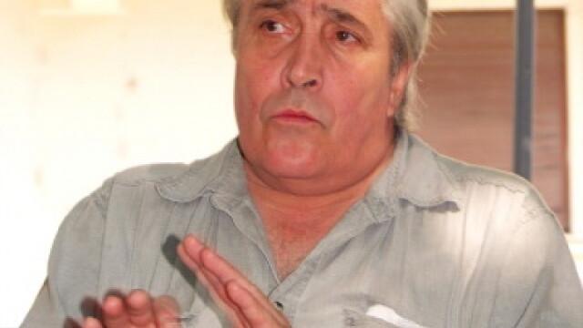 Actorul Petre Moraru, internat de urgenta la spital