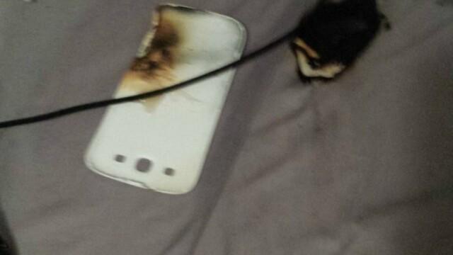 Samsung Galaxy S3 ars