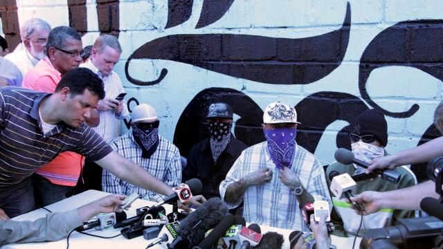 Pacea din Honduras. Doua dintre cele mai violente bande de gangsteri din lume promit ca nu mai ucid - Imaginea 2