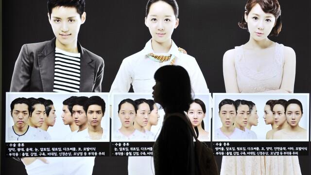 Lumea bizara in care traim. Tot mai multi sud-coreeni isi taie barbiile, sa fie mai frumosi. FOTO - Imaginea 2