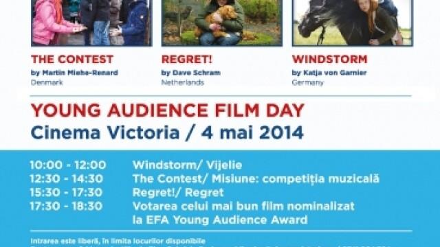 Au fost desemnati reprezentantii juriului EFA Young Audience Award