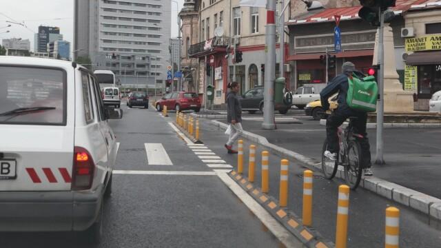10 milioane de euro pentru 100km de piste pentru biciclisti. HARTA celor 61 de artere ce vor strabate Capitala pana in 2016 - Imaginea 4
