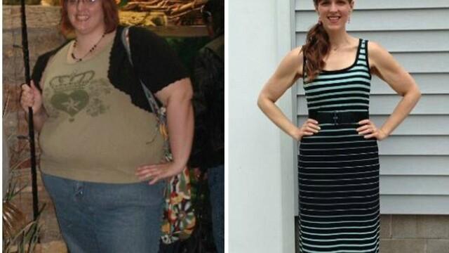Au refuzat sa puna o poza cu ea in paginile revistei, dupa ce a slabit 80 de kilograme. Cum apare in imagine