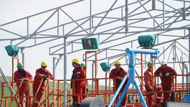 Compania Chevron a inceput explorarea gazelor de sist de la Pungesti