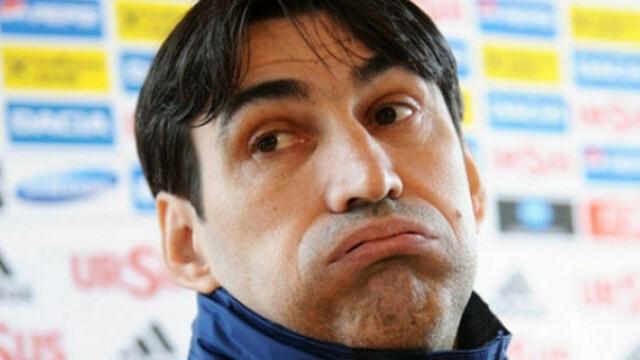Piturca spune ca nu ar accepta sa conduca echipa nationala si Steaua in acelasi timp