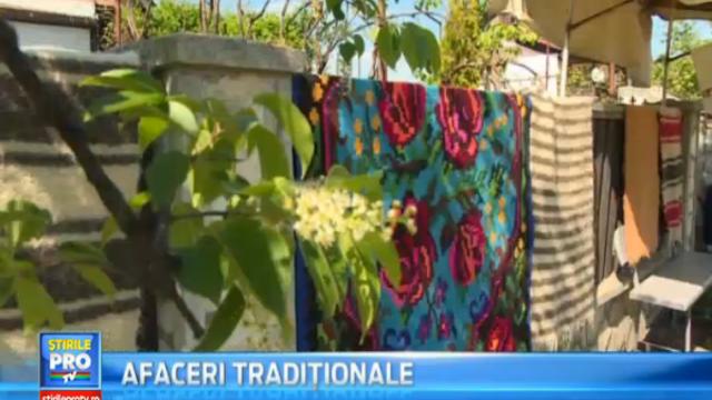 Afacerile cladite pe traditie, aduc profit in Maramures