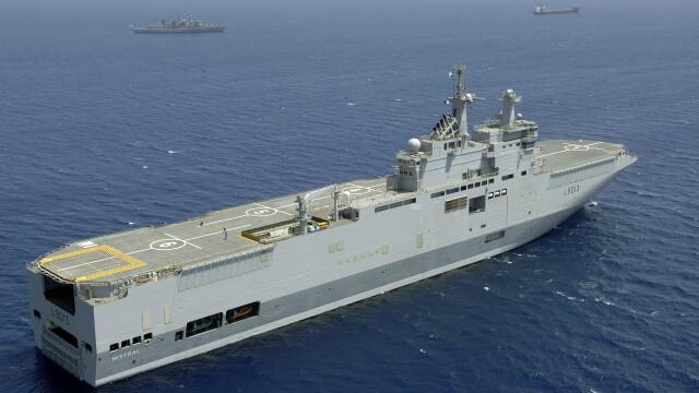 NATO organizeaza manevre militare la Marea Baltica fara Rusia. La exercitiu participa 18 state