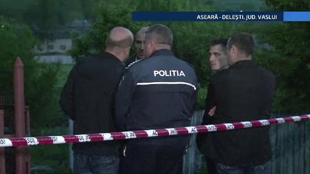 politist impuscat Vaslui