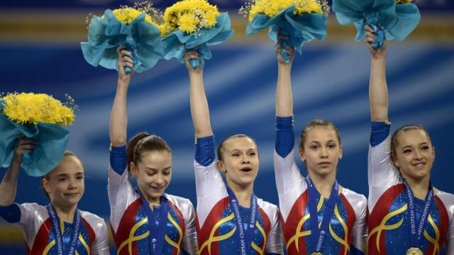 gimnaste Romania