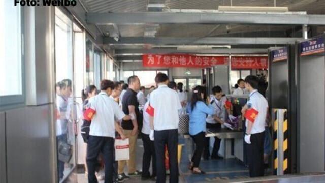 Chinezii au realizat cea mai lunga coada din lume. Ce se intampla la metroul din Beijing in ultimele zile - Imaginea 3