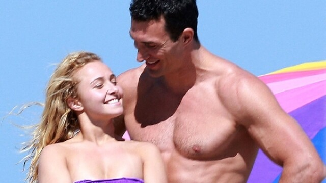 Hayden Panettiere, logodnica pugilistului ucrainean Vladimir Klitschko, este insarcinata - Imaginea 1