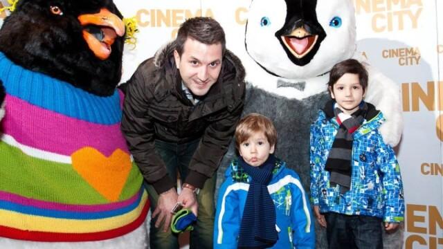 Andi Moisescu, Luca si David