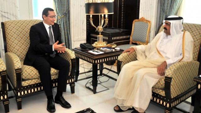 Victor Ponta vrea sa le vanda arabilor Aeroportul International din Otopeni si Aeroportul Baneasa. \