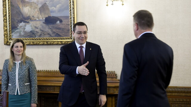 Basescu, intrebat daca Ponta va ramane premier pana in 2016: \