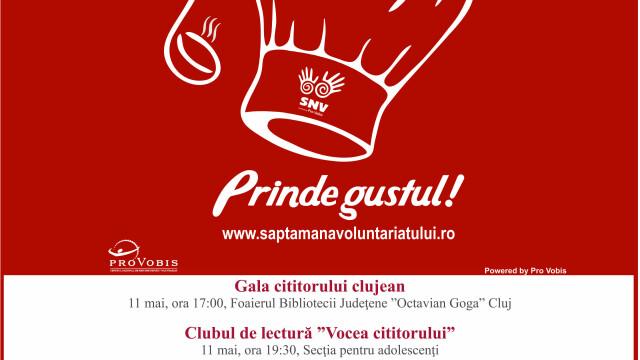 "Saptamana Nationala a Voluntariatului la Biblioteca Judeteana ""Octavian Goga"""