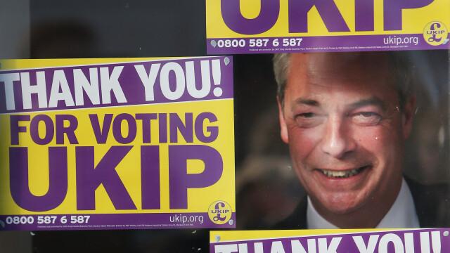 4 milioane de voturi, dar 1 singur loc in Parlament. Amenintarea UKIP si falimentul in care i-a impins sistemul electoral