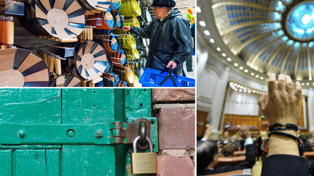 Parlamentarii vor DIN NOU sa inchida magazinele duminica. Cum au ajuns liberalii sa se opuna liberalizarii shopping-ului
