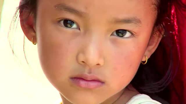 Nepal, copil