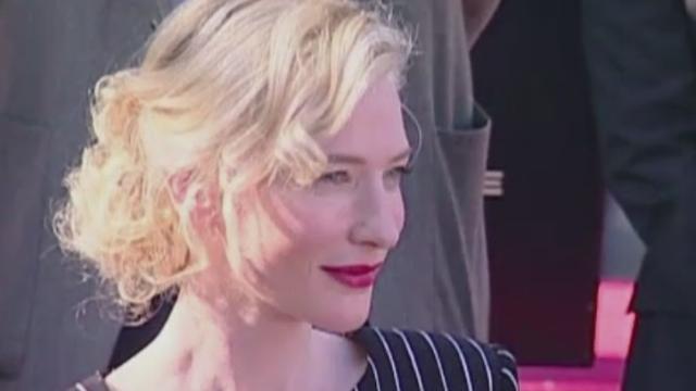 Cate Blanchett - stiri