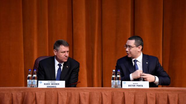 Ponta se plange ca a ajuns sa comunice cu Iohannis la fel cum o facea cu Basescu. Ce spune despre sotia ambasadorului Olandei