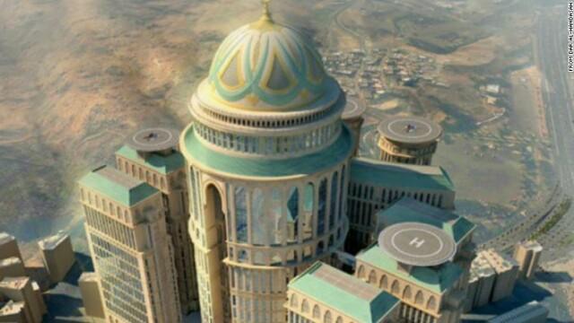 A inceput constructia celui mai mare hotel din lume, care va avea 10 mii de camere. Unde se va deschide si cat costa