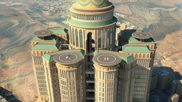 Cel mai mare hotel din lume se deschide in Mecca, in 2017. Imaginile sunt de-a dreptul impresionante