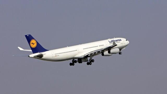 Pilotii de la Lufthansa intra marti in greva, a 13-a in 18 luni. Zborurile care vor fi afectate
