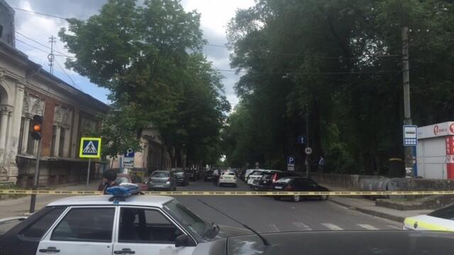 Doua depozite de armament, descoperite de politie in centrul Chisinaului. Ar putea fi ale JIHADISTILOR sau ale agentilor RUSI - Imaginea 2