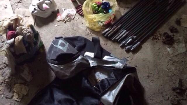 Doua depozite de armament, descoperite de politie in centrul Chisinaului. Ar putea fi ale JIHADISTILOR sau ale agentilor RUSI - Imaginea 4