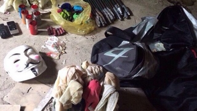 Doua depozite de armament, descoperite de politie in centrul Chisinaului. Ar putea fi ale JIHADISTILOR sau ale agentilor RUSI - Imaginea 5