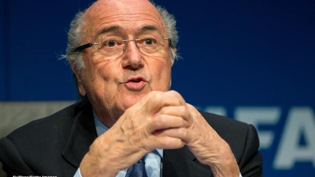 Sepp Blatter ramane presedinte al FIFA, dupa retragerea lui Ali Bin Al-Hussein. Primele declaratii ale celor doi - Imaginea 2
