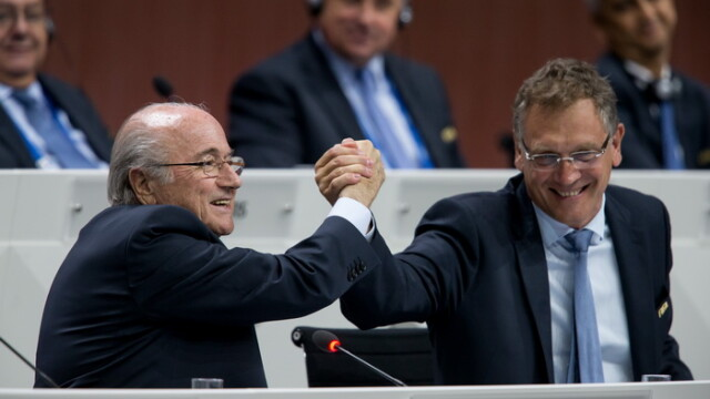 Sepp Blatter ramane presedinte al FIFA, dupa retragerea lui Ali Bin Al-Hussein. Primele declaratii ale celor doi - Imaginea 5